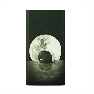 Power Bank: Whale Moon