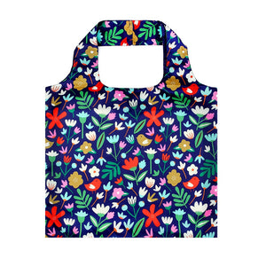 Shopping Bag: Winter Garden