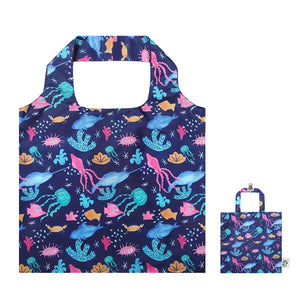 Shopping Bag: Tropical Seas