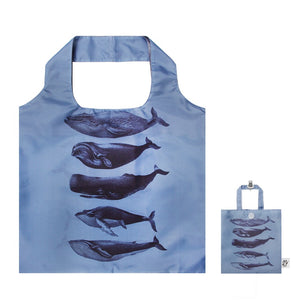 Shopping Bag: Whales