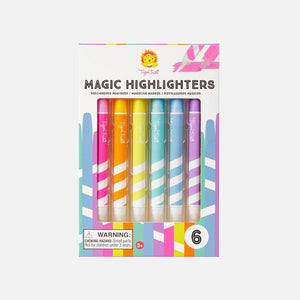 Tiger Tribe: Magic Highlighters