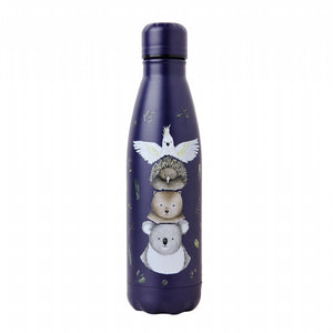 Insulated Water Bottle Thermos Friends from the Bush