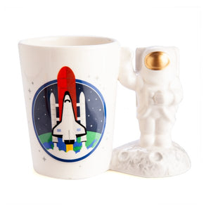 Handle Mug Astronaut