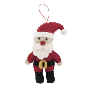 Christmas Ornament Decoration Mr Santa Claus