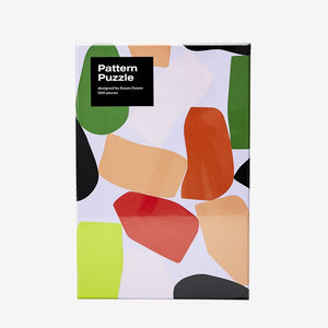 Areaware: Dusen Dusen Pattern Puzzle - Stack