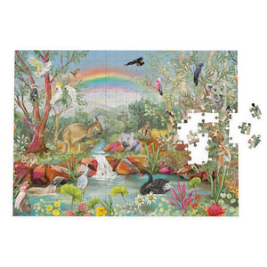 La La Land: Puzzle Nature Dwellings Rainbow
