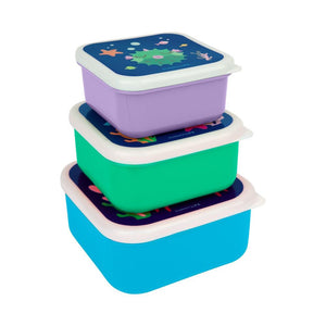 Kids Nested Containers Under the Sea Set of 3