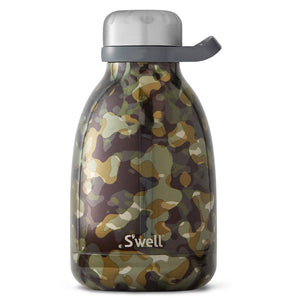 S'Well Roamer Metallic Camo Collection: Incognito 1200mL