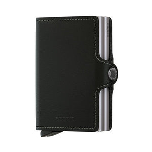 Secrid: Twinwallet Black Leather