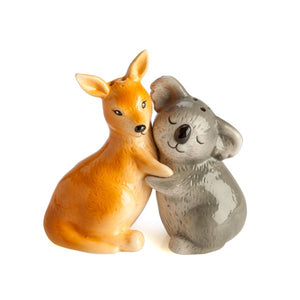 Salt & Pepper Set: Australiana