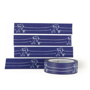 uStudio: Washi Tape Dachshund