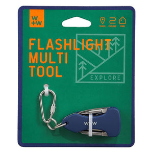 Pocket Multi Tool Flashlight
