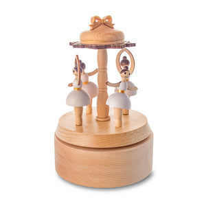 Music Box Ballerina