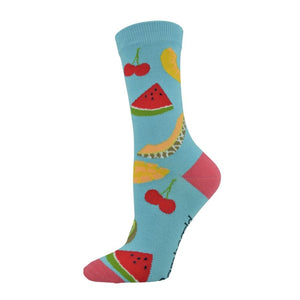 Bamboozld: Women's Fruit Salad Socks
