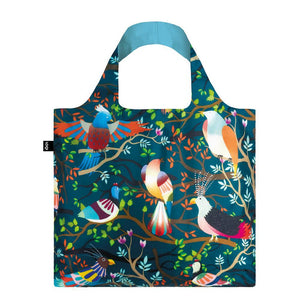 Loqi: Birds Shopping Bag
