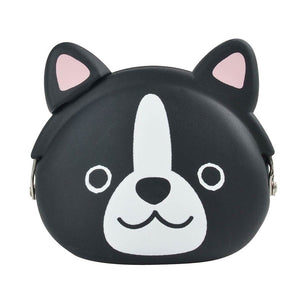 Kids Coin Purse  Boston Terrier
