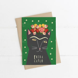 Card - Frida Catlo