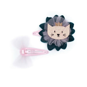Springtime Cat Clip Set