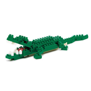 Nanoblock: Nile Crocodile