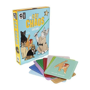 Ginger Fox: Cat Chaos Card Game