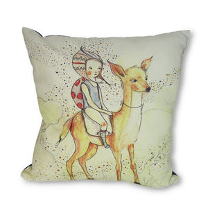 Cushion Cover: Forest Friends