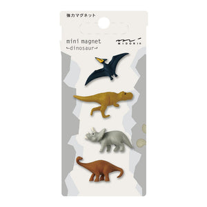 Mini Magnet Set: Dinosaur