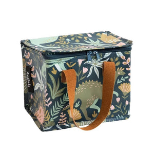 Poly Lunch Box Bag: Dinosaur