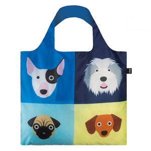 Loqi: Dogs Shopping Bag