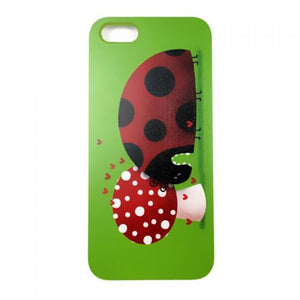 iPhone 5/5S Case: Red Bug