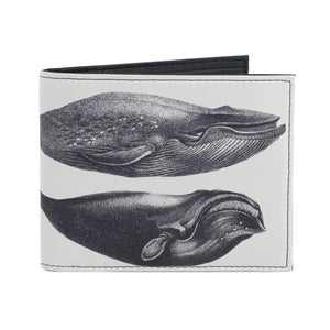 Print Wallet - Whales