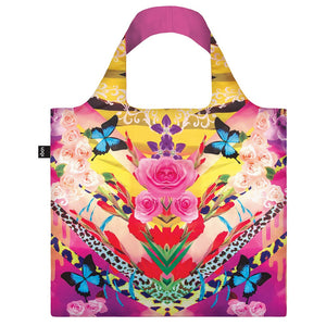 Loqi: Flower Dream Shopping Bag