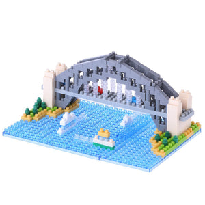 Nanoblock: Sydney Harbour Bridge