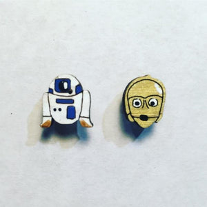 Milk Thieves: Droid Studs