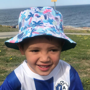 Australiana Kids Bucket Hat