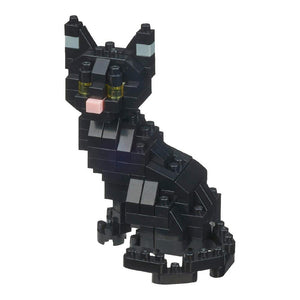 Nanoblock: Black Cat