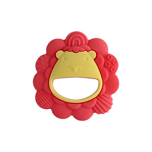 Sensory Teether Lion Marcus