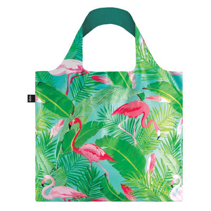 Loqi: Flamingo Shopping Bag