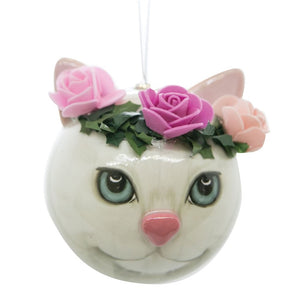 3D Bauble Tiffany Cat