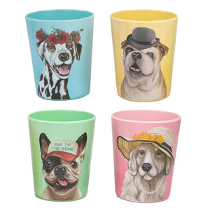 La La Land: Cup Set Canine Cuties