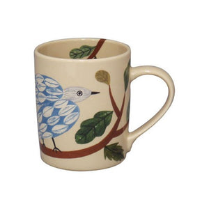 Yamaka Shouten: Mug Bird Blue