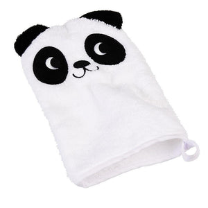 Miko The Panda Bath Mitt