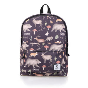 Backpack: Woodlands