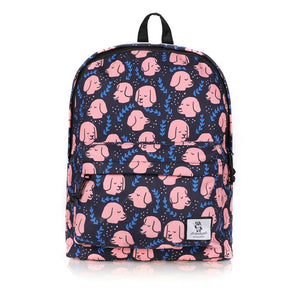 Backpack: Dogs Navy