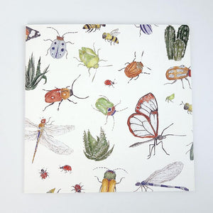 Greeting Card: Insects