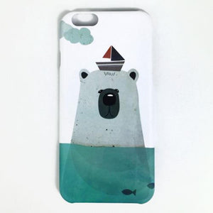 iPhone 6 Case: Polar Bear
