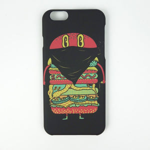 iPhone 6 Case: Hamburger