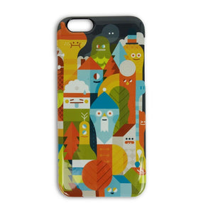 iPhone 6 Case: Character City