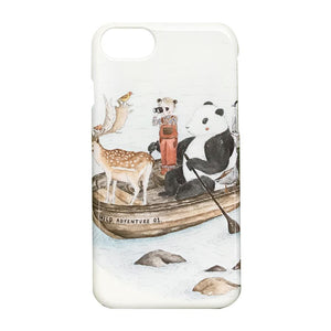 iPhone 7 Case: Wild Adventure