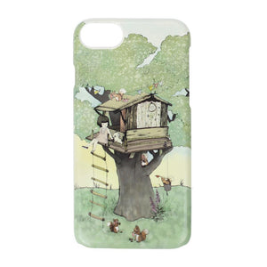 iPhone 7 Case: Treehouse