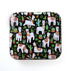 Pocket Tin: Alpacas